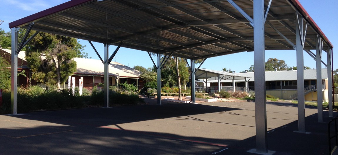 School shed